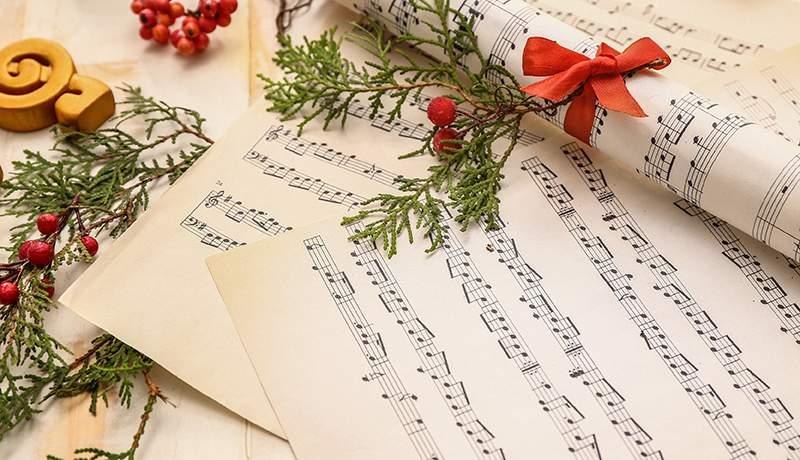 Weihnachten – Das Fest der Lieder