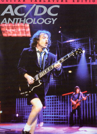 AC/DC: Ac/Dc Anthology Guitar Tablature Edition