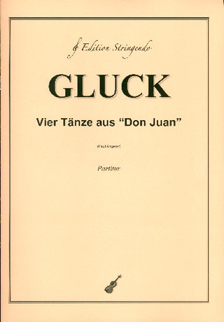 Christoph Willibald Gluck: 4 Tänze aus Don Juan