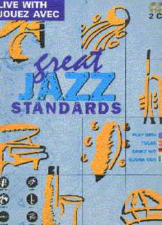 Live With (Jouez Avec) Great Jazz Standards