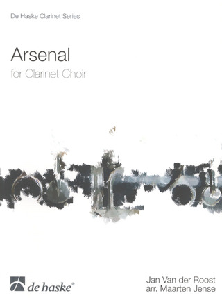 Jan van der Roost: Arsenal
