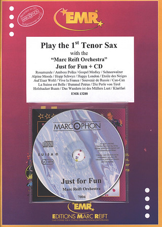 Play the 1st Tenor Sax – Just for Fun