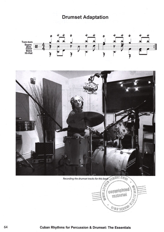 Aldo Mazza: Cuban Rhythms for Percussion & Drumset (4)
