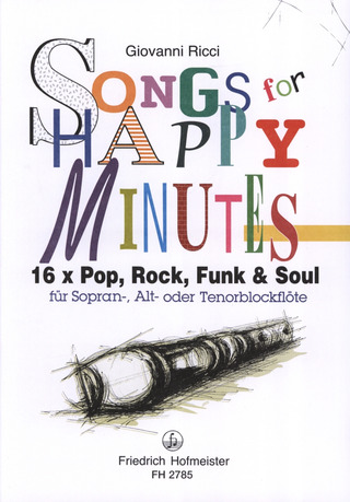 Ricci Giovanni: Songs for happy Minutes