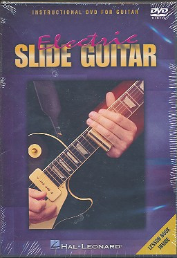 David Hamburger Electric Slide Guitar Gtr Dvd