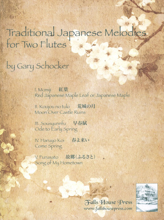 Gary Schocker: Traditional Japanese Melodies