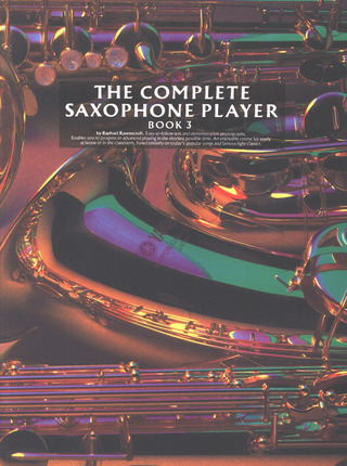 Ravenscroft R.: Complete Saxophone Player Book 3 (Ravenscroft)