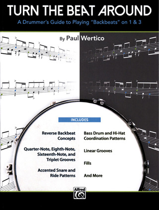 Paul Wertico: Turn the Beat Around