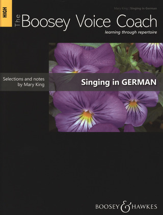 The Boosey Voice Coach - Singing in German