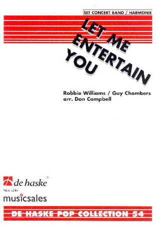 Robbie Williams et al.: Let Me Entertain You
