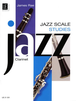 James Rae: Jazz Scale Studies