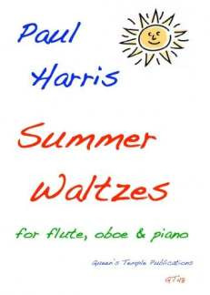 Paul Harris: Summer Waltzes