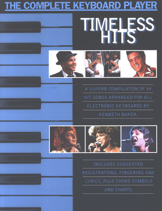 Complete Keyboard Player Timeless Hits MLC