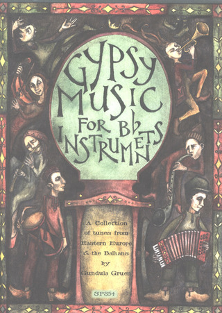 Gypsy Music For B Instrumets