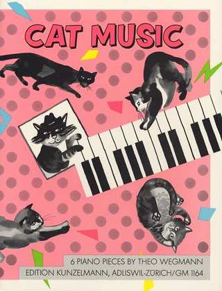 Wegmann, Theo: Cat Music