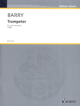 Gerald Barry: Trumpeter