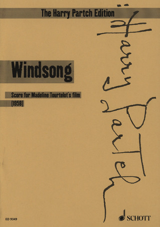 Harry Partch: Windsong