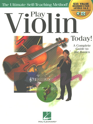 Play Violin Today! Beginner's Pack