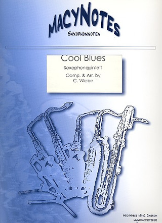 Wiebe Gerhard: Cool Blues