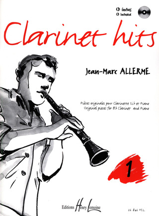 Jean Marc Allerme: Clarinet Hits 1