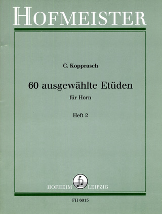 Georg Kopprasch: 60 selected studies 2