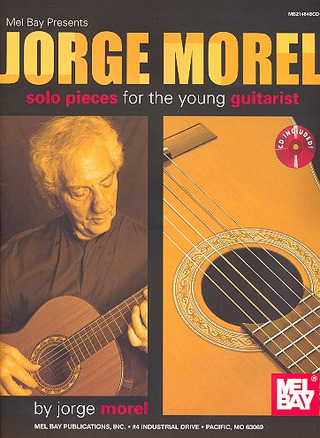 Morel Jorge: Solo Pieces For The Young Guitarist