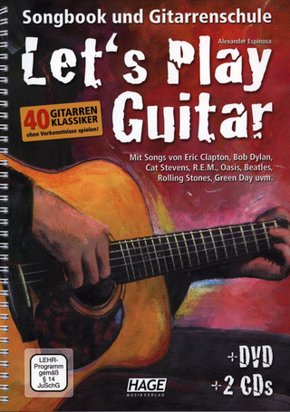 Alexander Espinosa: Let's Play Guitar