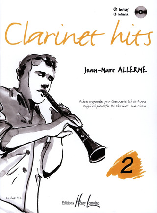 Jean Marc Allerme: Clarinet Hits 2