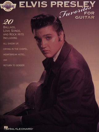 Elvis Presley: Favorites For Fingerstyle Guitar