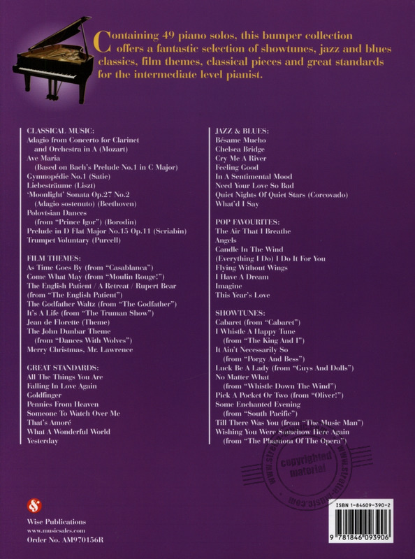 Great Piano Solos – The Purple Book | buy now in Stretta