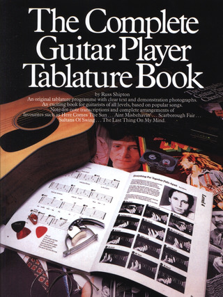 Russ Shipton: The Complete Guitar Player Tabulatur