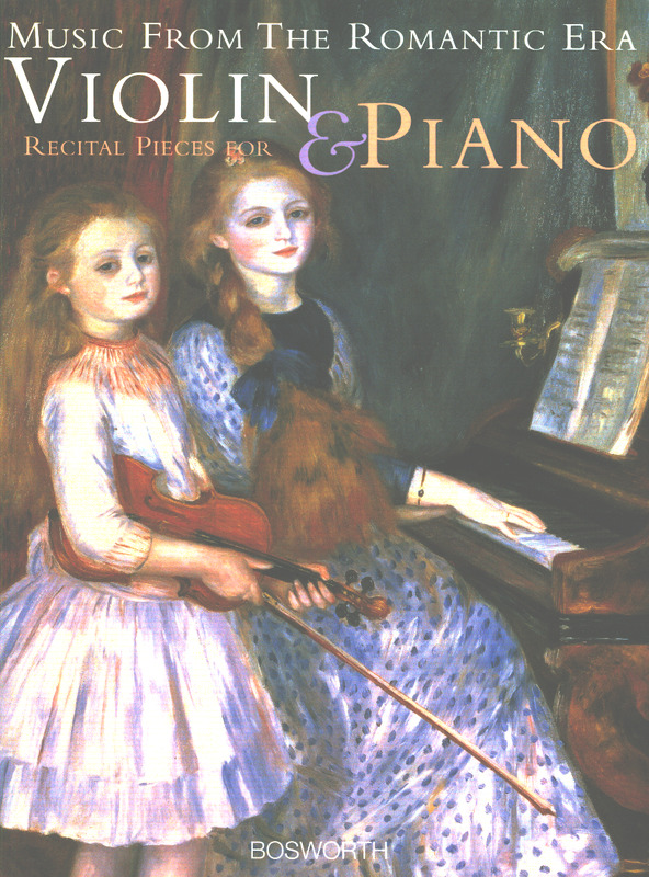 Music From The Romantic Era Recital Pieces