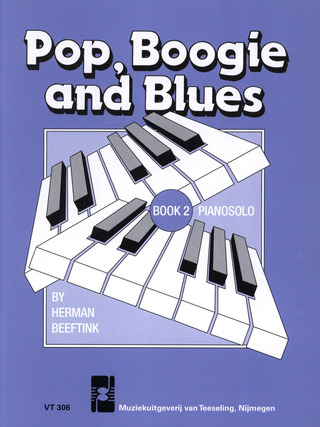 Herman Beeftink: Pop Boogie + Blues 2