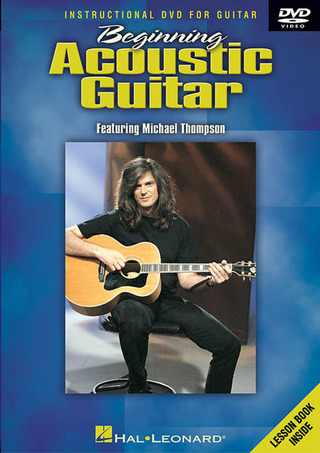 Thompson Michael: Beginning Acoustic Guitar