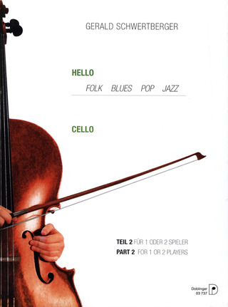 Gerald Schwertberger: Hello Cello! Band 2 (1987/1988)