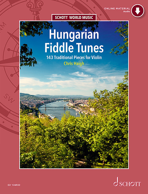 Hungarian Fiddle Tunes