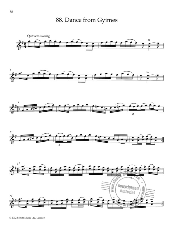 Hungarian Fiddle Tunes (5)