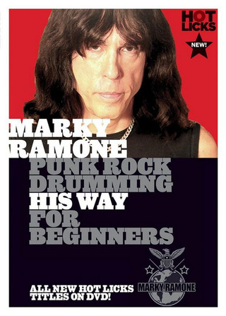 Marky Ramone: Punk Rock Drumming