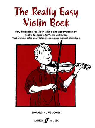 Edward Huws Jones: The Really Easy Violin Book
