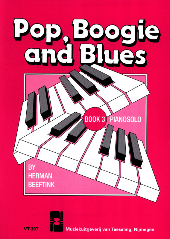 Herman Beeftink: Pop Boogie + Blues 3 (0)
