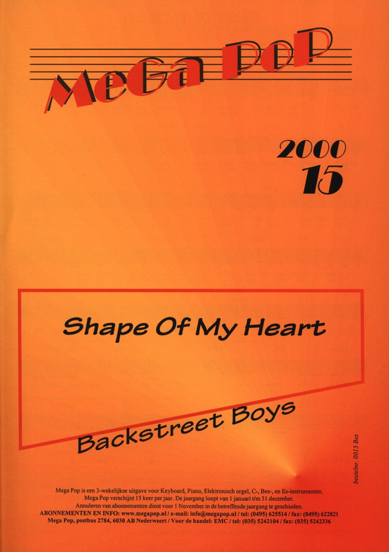 Backstreet Boys: Shape Of My Heart