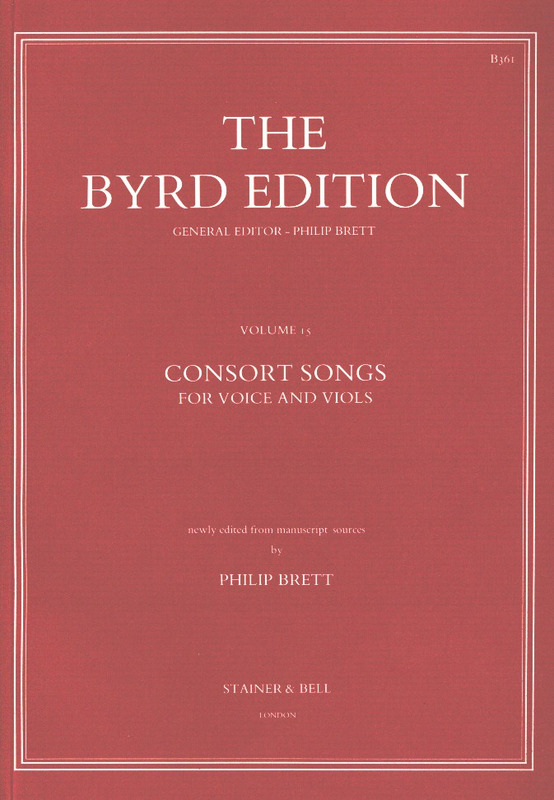 William Byrd: Consort Songs