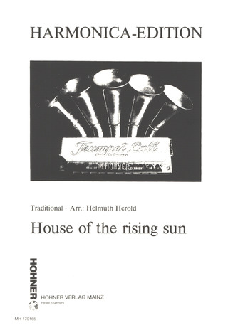 Helmuth Herold: The House Of The Rising Sun