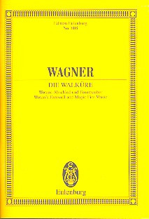 Richard Wagner: Die Walküre WWV 86 B