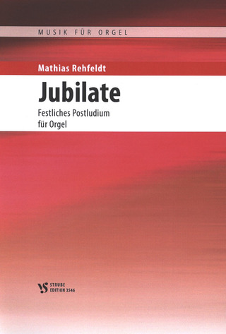 Mathias Rehfeldt: Jubilate