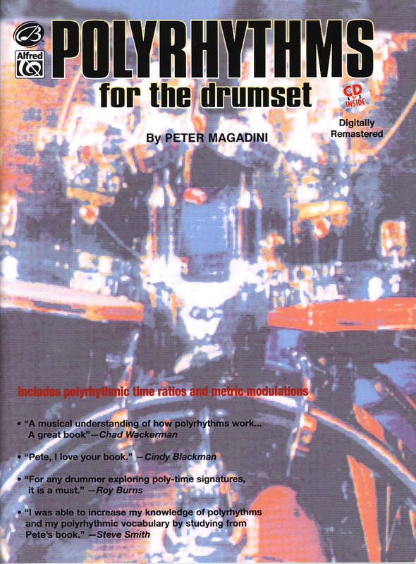 Peter Magadini: Polyrhythms For The Drumset