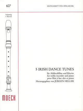 Heller Juergen: 5 Irish Dance Tunes