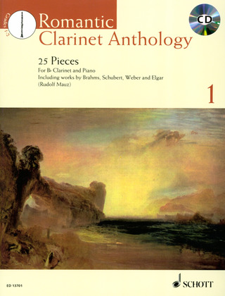 Romantic Clarinet Anthology 1