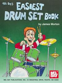 James Morton: Easiest Drum-Set Book