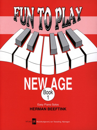 Herman Beeftink: Fun To Play New Age 1